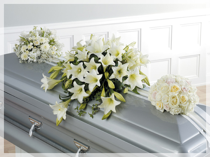 Funeral flowers amp sympathy flowers