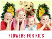 Flower Arrangements for Kids
