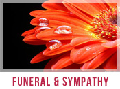 Funeral & Sympathy Flower Arrangements
