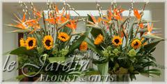 Corporate Flower Arrangements & Gifts