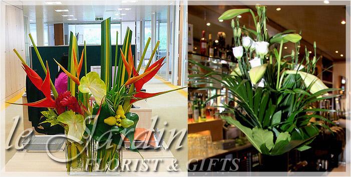 ... Corporate Flower Arrangements U0026 Gifts