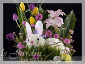 Bugsy the Bunny :: Animal Flower Arrangement