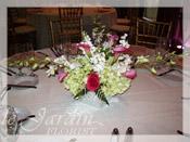Wedding Centerpiece Flower Arrangement