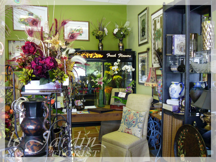 le jardin florist north palm beach flower shop since 1986 - Le Jardin