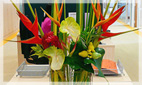 Corporate Event Flower Arrangements